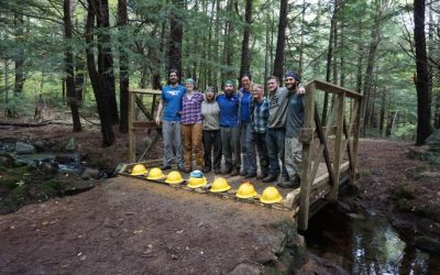 A Thank You from SCA New Hampshire AmeriCorps