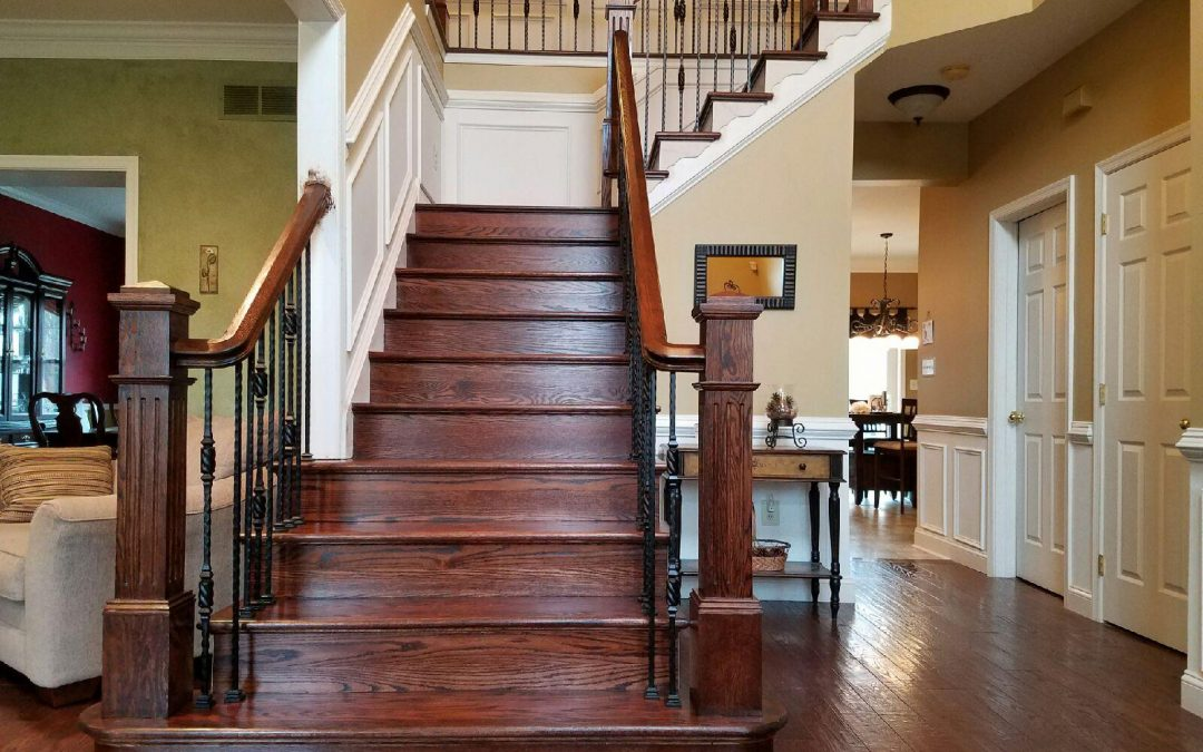 6 Easy Steps to Creating a Staircase